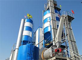 Standing-type Dry-mix Mixing Equipment