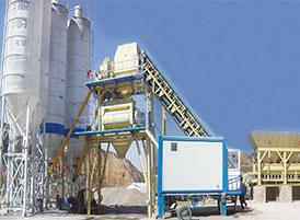 Common Engineering Concrete Mixing Station