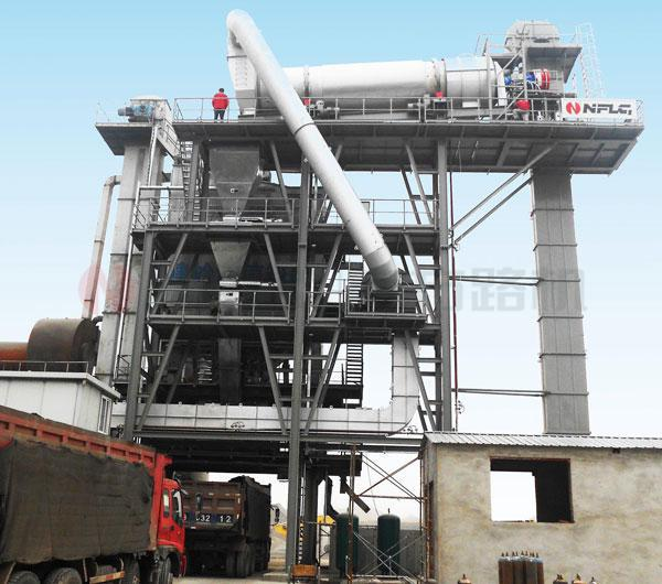 RLB Series Asphalt Hot Recycling Equipment