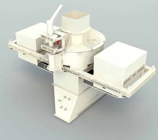 US Vertical shaft impact crusher