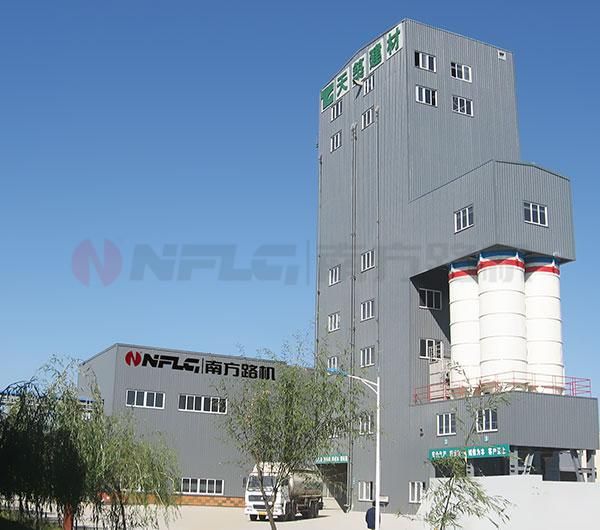 Tower Dry-Mix Mortar Mixing Equipment
